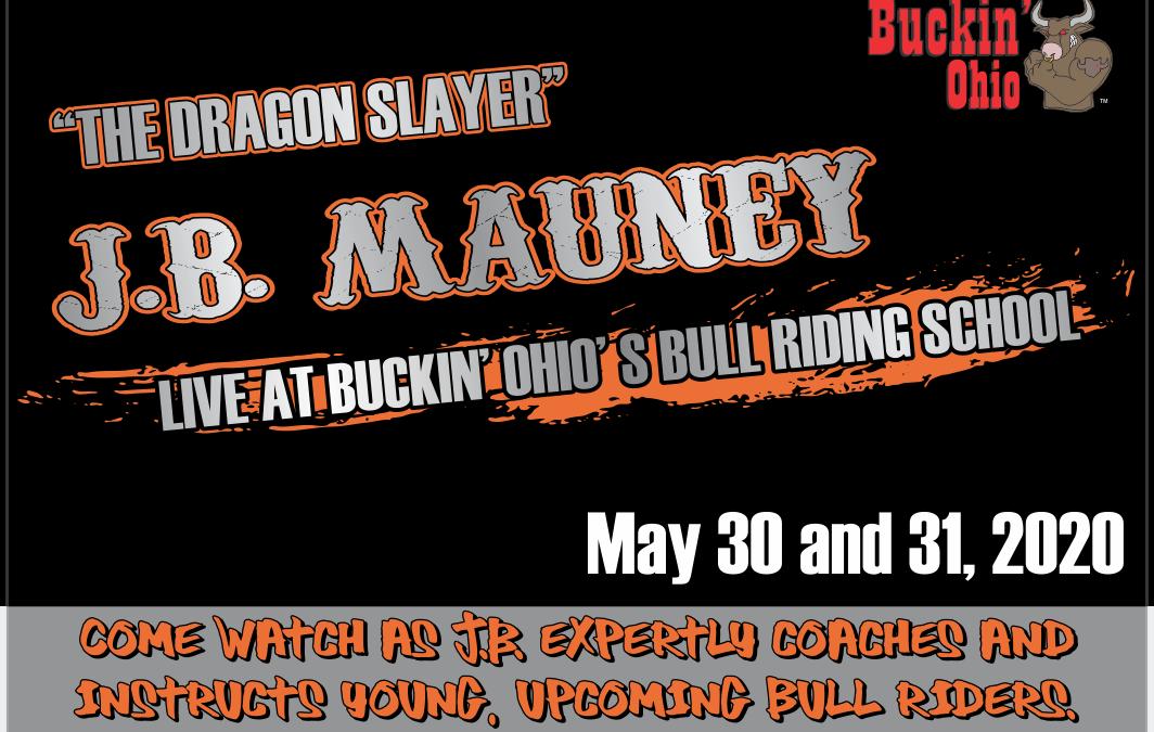Bull Riding School | May 30 & 31, 2020 – CANCELED
