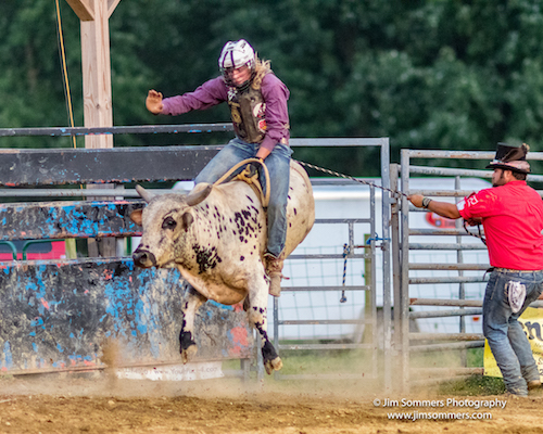 Pro Bull Riding | Celebrating The American Farmer 2019 – August 24th