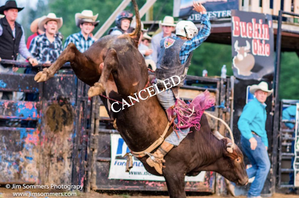 Pro Bull Riding | Opening Day Celebration 2020 – May 23rd – CANCELED